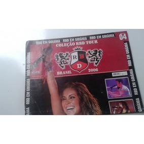 4 Só Revistas Poster - Sem O Dvd - Coleção Rdb Tour - 2006 -