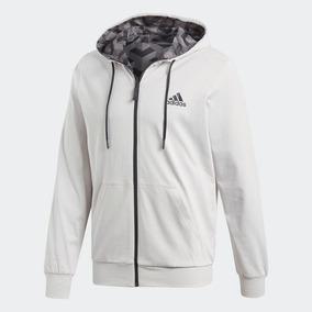Jaqueta Adidas Com Capuz Térmica Acolchoada Masculinos - Casacos no ... ec00d4d2b1018