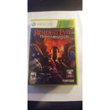 Resident Evil Operation Raccoon City Xbox 360 Usado