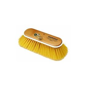 Shurhold 985 10 Deck Brush Con Cerdas De Poliestireno Amaril
