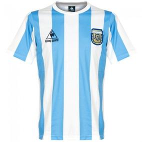 Camiseta Seleccion Argentina 1986 Maradona - Camiseta de Argentina ... 13939ca91d8e5