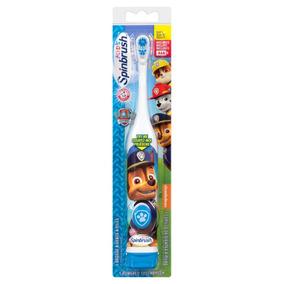 Escova De Dentes Elétrica - Patrulha Canina