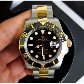 1bd5208ceeb Relógio Rolex Submariner Misto Preto - Relógios De Pulso no Mercado ...