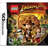 Juego Nintendo Ds Lego Indiana Jones - Refurbished Fisico
