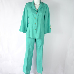 Augusto Collection Conjunto Verde Aqua $1,400