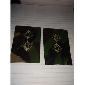 Divisas (luva) De Ombro Exército Inglês