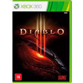 Diablo 3 Xbox 360 Midia Fisica - Novo - Lacrado - Nacional