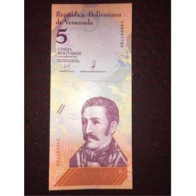 Cédula Fe 5 Bolívares Soberano