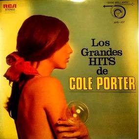 Los Grandes Hits De Cole Porter Vinilo Lp En Buen Estado!!!