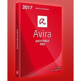 Avira Antivirus Pro 2017 | 5 Pc | 3 Años | Licencia Original