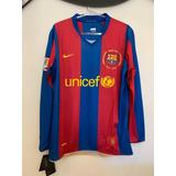 1d69bb7c1e Camisa Barcelona Ronaldinho - Futebol no Mercado Livre Brasil