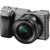 Camara Sony Alpha A6000 24.3mp Mirrorless Digital Colores