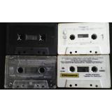 Cassettes De Rock Originales Importados