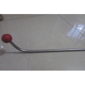 Alavanca Inox 3/8 Compr 600 Mm P Portas Capus Mala 2 Pçs