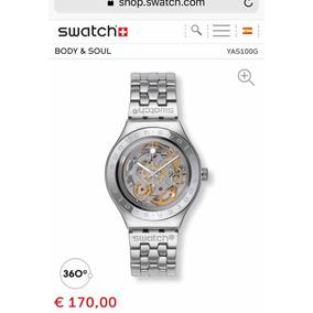 d47ce310610d Reloj Silvana Savoy Automatico Todo Relojes Swatch - Relojes Pulsera ...
