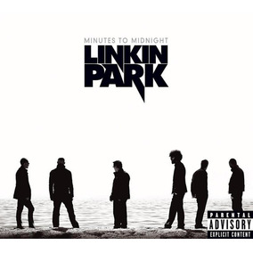 Cd Linkin Park - Minutes To Midnight - 2007