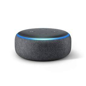 Nova Amazon Alexa Echo Dot Comando Por Voz (3º Geração)