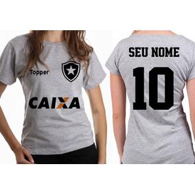 d809c95b7f Camisinha Botafogo - Camisetas e Blusas Manga Curta para Feminino no ...