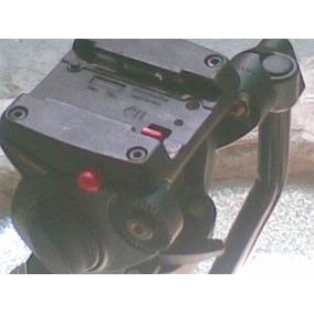 Vendo Trípode Manfrotto 501 Casi Nuevo Y Microfono Shure