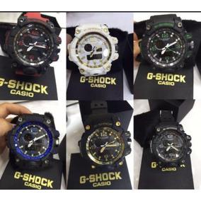 Relógio G Shock Kit Com 10 Atacado