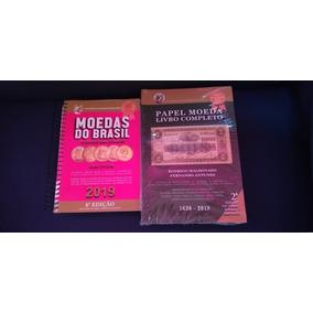 Catalogos Bentes De Moedas (2019) E Papel Moeda (2018)