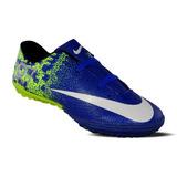 Tenis Nike Mercurial Cr7 Verde Hombre Futbol Rapido