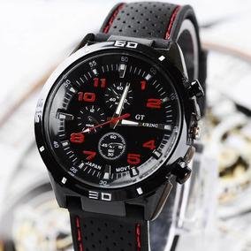 Relógio Masculino Esportivo Pulseira Silicone
