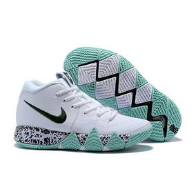 Zapatos Nike Kyrie Irving 4 Nuevas Originales Varios Colores 2e3b927da372