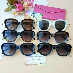 205d35058cbc4 Óculos De Sol Preto Abas De Proteção Dos Lados - Óculos no Mercado ...