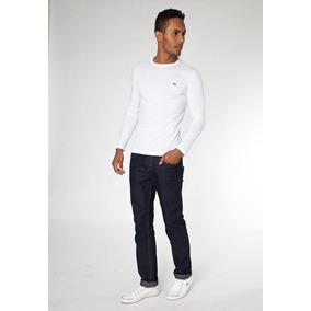 Camiseta Manga Longa Lacoste - Calçados, Roupas e Bolsas no Mercado ... ac3886daac