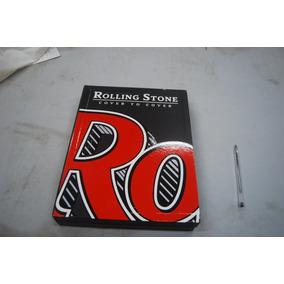 Livro Box Colecionavel Rolling Stone Cover To Cover Raro