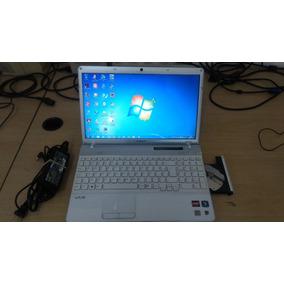 Notebook Sony Vaio Athlon X2 Vpc-ee23eb Defeito Ou Peças
