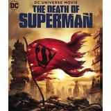 Dvd A Morte Do Superman - Lançamento 2018