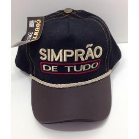 Bone Sinprao Cowboy - Bonés para Masculino no Mercado Livre Brasil 8924e978db8