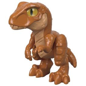 Mini Figura - 15cm - Imaginext - Jurassic World - Filhote Ti