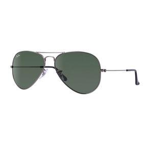 Óculos De Sol Ray Ban 3025 Aviator Grafite Lente Degrade - Óculos no ... aa81da4f62