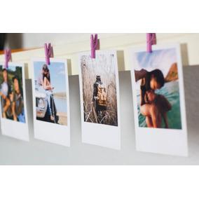 Fotos Polaroide - Revelação No Formato Polaroide - 60 Fotos