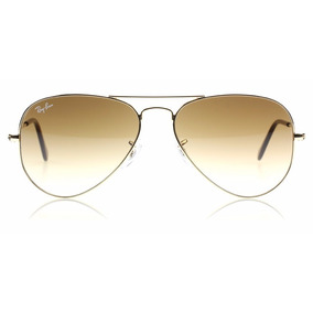 4ca8adf4801a5 Ray Ban Aviador Pequeno Marrom De Sol - Óculos no Mercado Livre Brasil