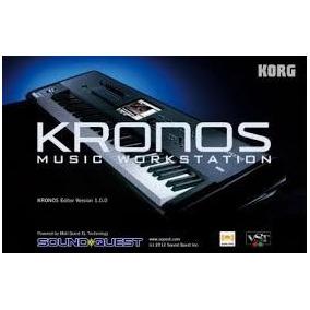 Samplers Korg Kronos Para Kontakt - R$ 120,00 em Mercado Livre