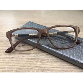 18fb287e75ec8 Oculos De Grau Gatinho Nude Tiffany - Óculos no Mercado Livre Brasil