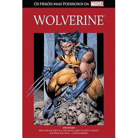 Wolverine 3 Marvel Salvat Capa Vermelha
