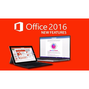 Pacote Office 2016+tutorial