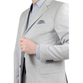 0fa8806239 Traje Original Hpc Polo Collection Slim Fit Satinado