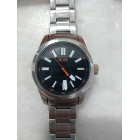 Relógio Hugo Boss (original) Em Aço Inoxidável