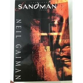 Absolute Sandman Vol 2 Deluxe Importando Novo Neil Gaiman