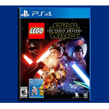 Lego Star Wars Ps4 The Force Awakens Disponible