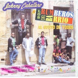 Cd Original Salsa Johnny Caballero Y Los Rumberos Del Barrio