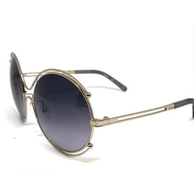 07196677f625c Óculos De Sol Chloe Minas Gerais - Óculos no Mercado Livre Brasil