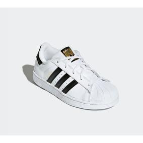 8fcf5fc3b96 Tenis Adidas Concha Blancos Originales - Tenis Adidas 19.5 en ...