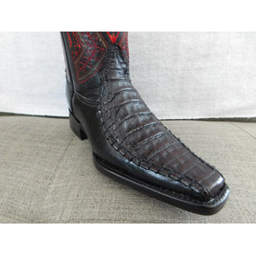 74542d2e35 Botas Vaqueras Piel De Cocodrilo - Zapatos de Hombre en Mercado ...